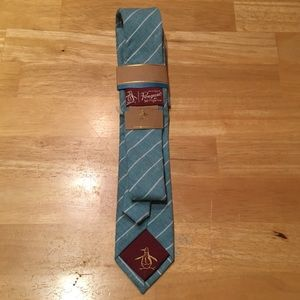 Munsingwear Accessories - AN ORIGINAL PENGUIN BY MUNSINGWEAR Slim Tie